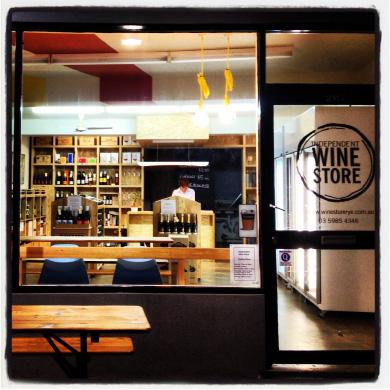 wine Store Rye
